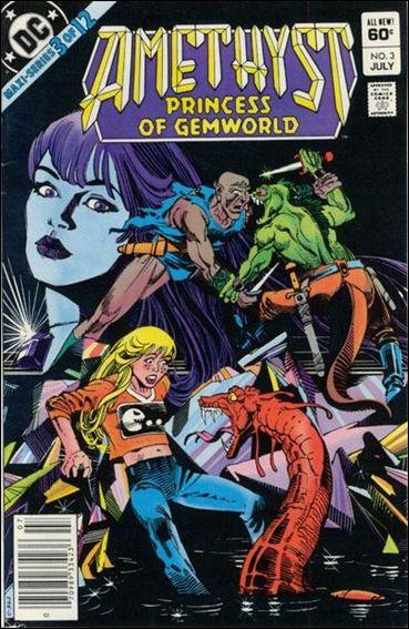Amethyst, Princess of Gemworld (1983) 3-A by DC