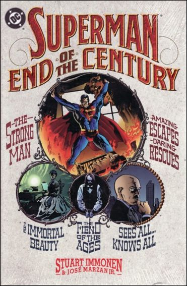 Superman: End of the Century 1-A by DC