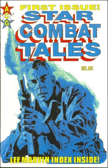 Star Combat Tales 1-A by America's Comic Group (ACG)