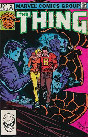 Thing (1983) 2-A by Marvel