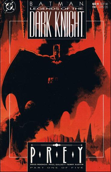 Batman: Legends of the Dark Knight 11-A by DC