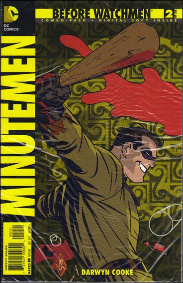 Before Watchmen: Minutemen 2-B by DC