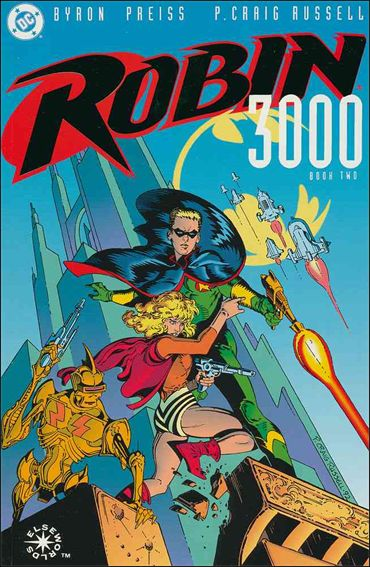 Robin 3000 2-A by DC