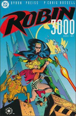 Robin 3000 2-A