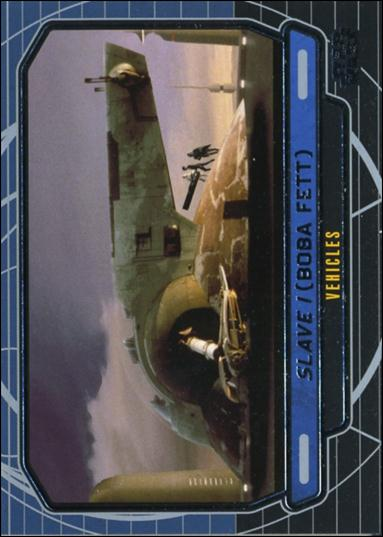 Star Wars Galactic Files (Base Set) 281-A by Topps