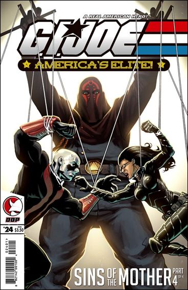 G.I. Joe: America's Elite 24-A by Devil's Due