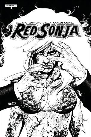 Red Sonja (2017) 4-G