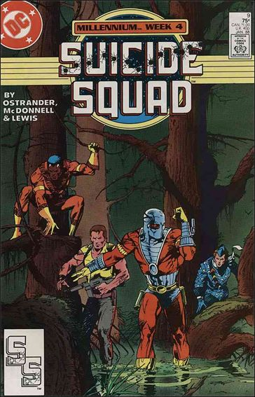 Suicide Squad (1987) 9-A by DC