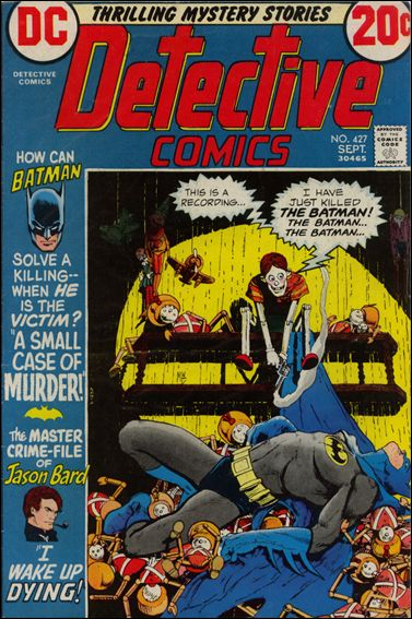 Detective Comics (1937) 427-A by DC