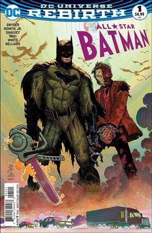 All-Star Batman 1-B