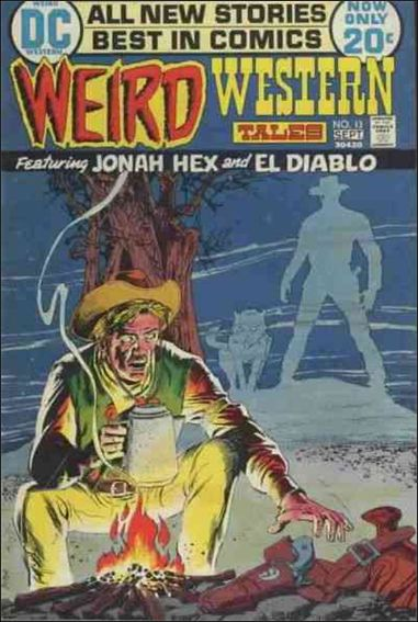 Weird Western Tales (1972) 13-A by DC
