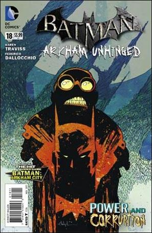 Batman: Arkham Unhinged 18-A
