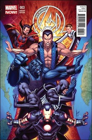 New Avengers (2013) 3-B