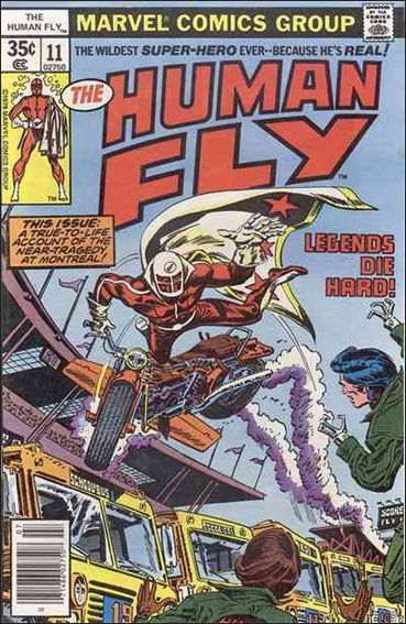 Human Fly 11-A by Marvel