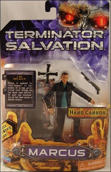 "Terminator Salvation (3 3/4"" Action Figures) Marcus by Playmates"