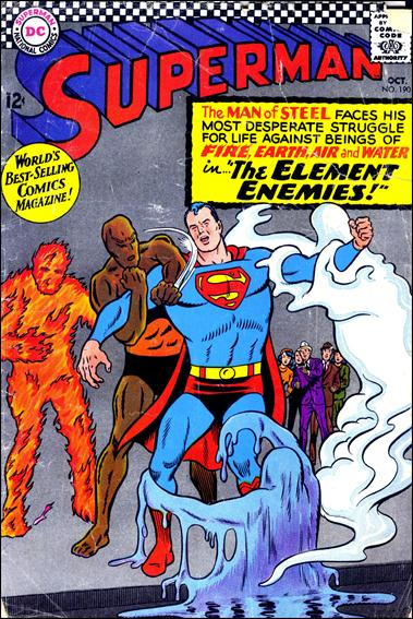 Superman (1939) 190-A by DC