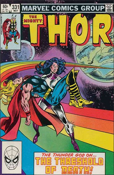 Thor (1966) 331-A by Marvel