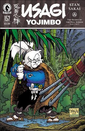 Usagi Yojimbo (1996) 157-A