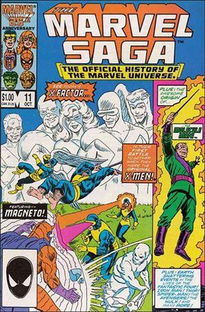 Marvel Saga 11-A