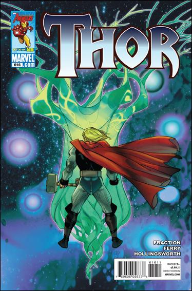 Thor (1966) 616-A by Marvel