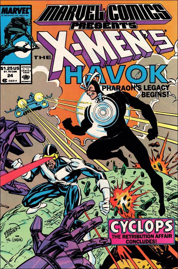 Marvel Comics Presents (1988) 24-A by Marvel