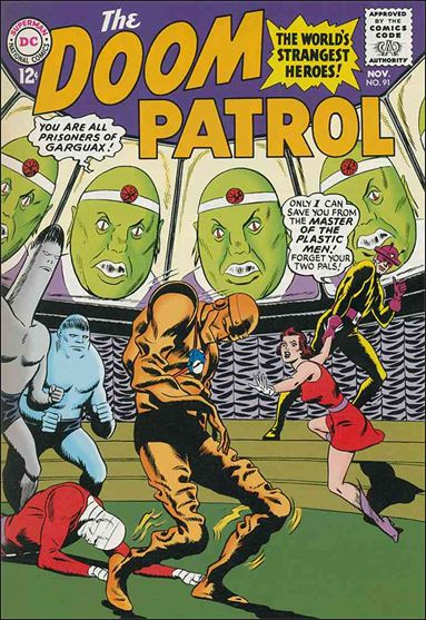 Doom Patrol (1964) 91-A by DC
