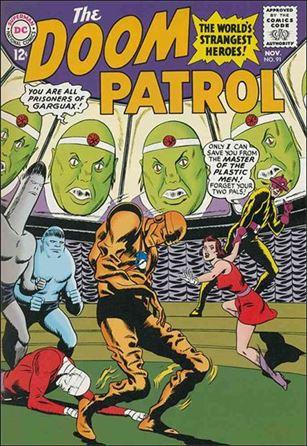 Doom Patrol (1964) 91-A
