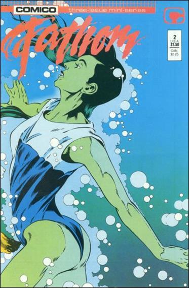 Fathom (1987) 2-A by Comico