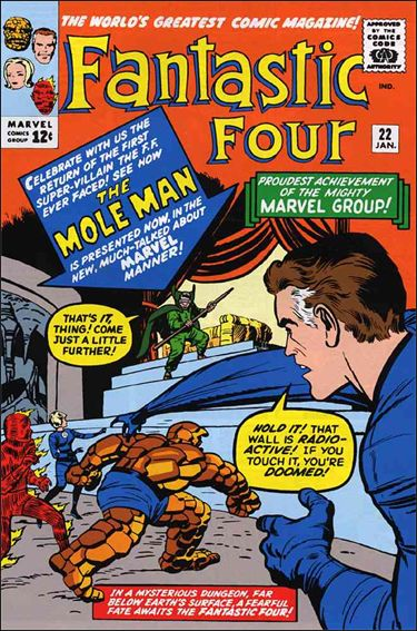 Fantastic Four (1961) 22-A by Marvel
