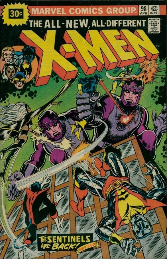 X-Men (1963) 98-B by Marvel