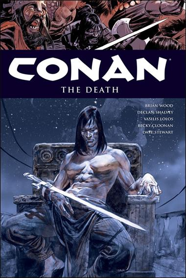 Conan 14-A by Dark Horse
