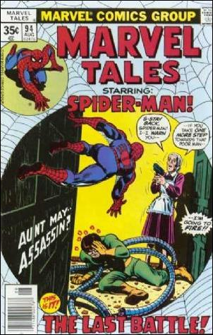 Marvel Tales (1966) 94-A by Marvel
