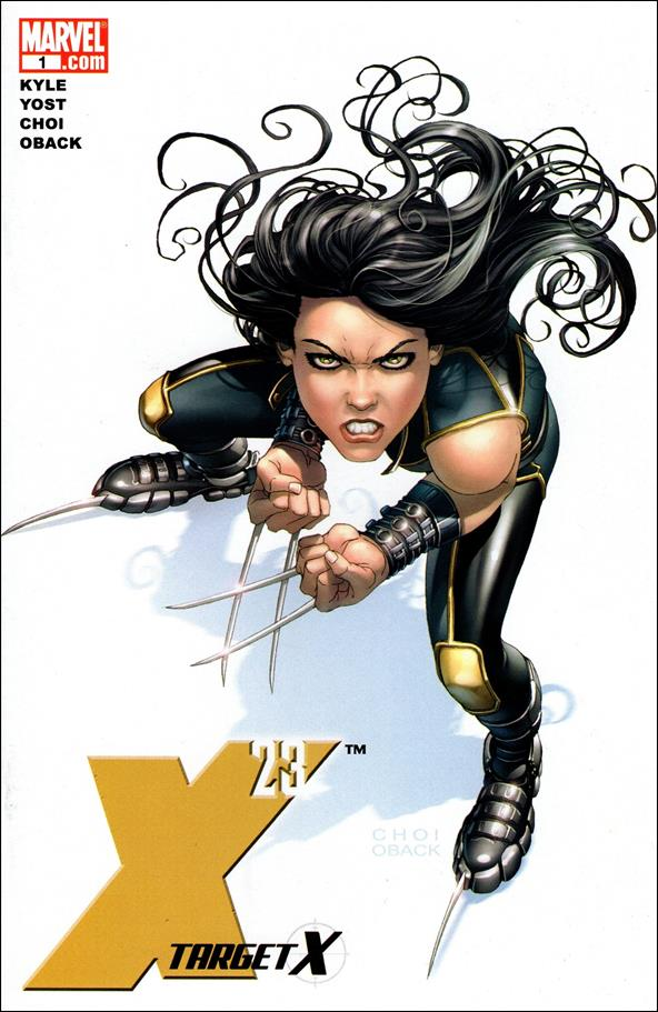 X-23: Target X 1-A by Marvel