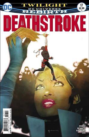 Deathstroke (2016) 17-A