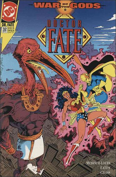 Doctor Fate (1988) 32-A by DC