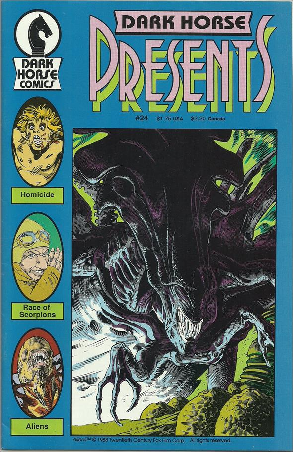 Dark Horse Presents (1986) 24-A by Dark Horse