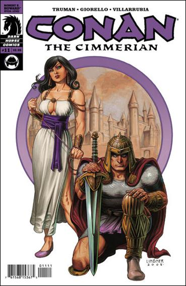 Conan the Cimmerian 11-A by Dark Horse