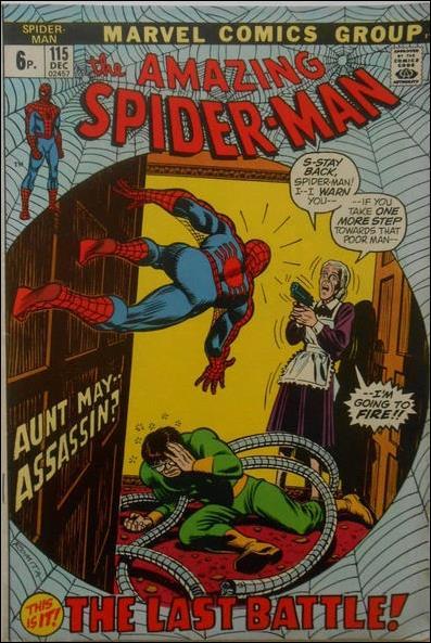 Amazing Spider-Man (1963) 115-B by Marvel