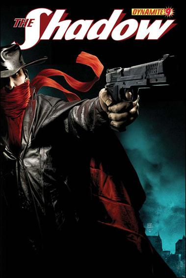 Shadow (2012) 9-C by Dynamite Entertainment