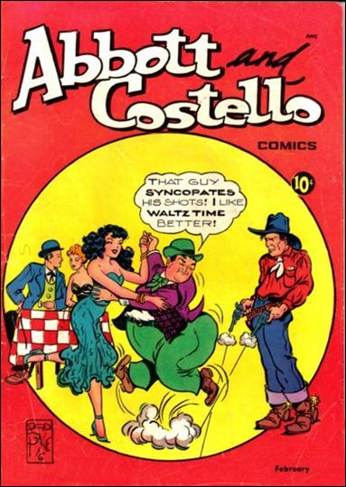 Abbott and Costello (1948) 12-A by St. John