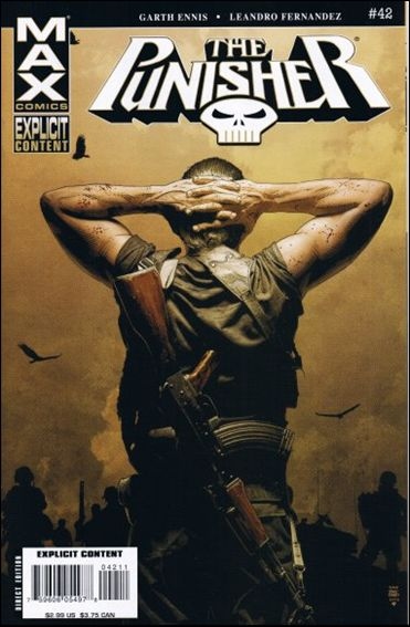 Punisher (2004) 42-A by Max