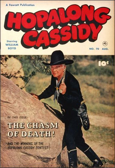 Hopalong Cassidy (1943) 70-A by Fawcett