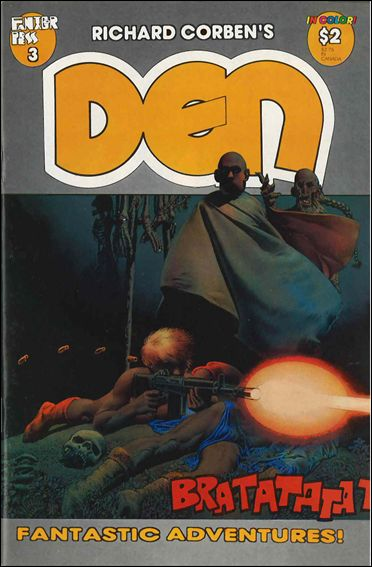 Den 3-A by Fantagor Press