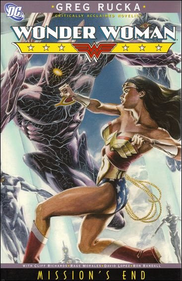 Wonder Woman: Mission's End nn-A by DC