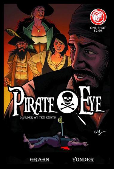 Pirate Eye 3-A by Action Lab Entertainment