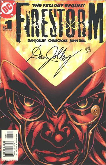 Firestorm (2004) 1-B by DC