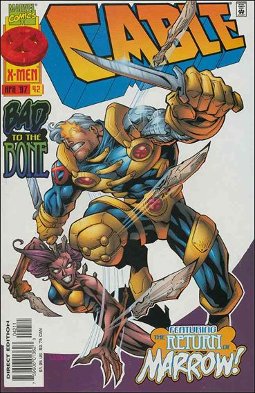Cable (1993) 42-A by Marvel