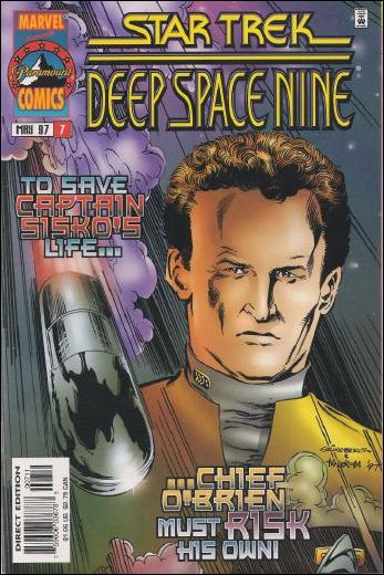 Star Trek: Deep Space Nine (1996) 7-A by Marvel