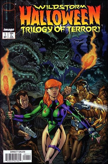 WildStorm Halloween '97 1-A by Image