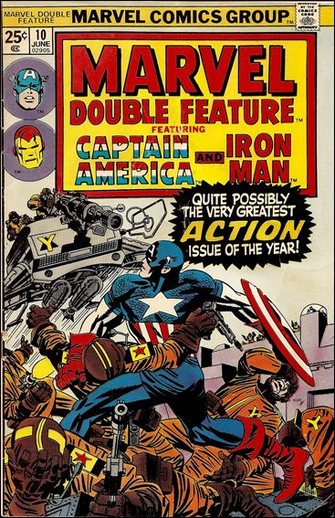 Marvel Double Feature 10-A by Marvel